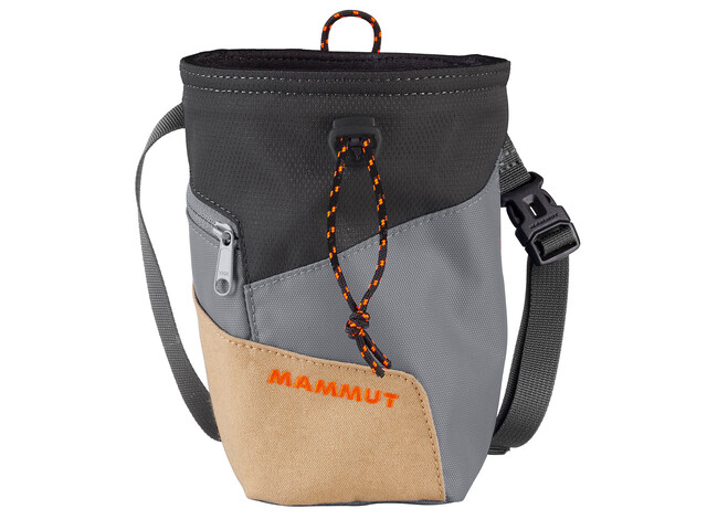 Mammut Rough Rider - Bolsas para Tiza & Boulder - beige/gris